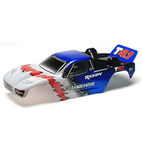 Team Associated T4.1 Rtr Bodyshell Blue picture