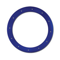 Axial Std Beadlock Ring Blue (2) picture