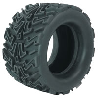 Fastrax 1/8th 'Speed Dagger' Monster Truck Tyres (2) picture