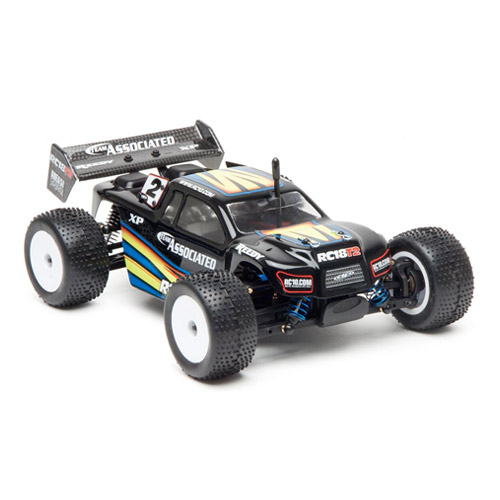 Team Associated RC18T2 Rtr W/2.4Ghz (Truck) picture