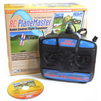 RealityCraft RC Plane Master Flight Simulator - Mode 2 picture