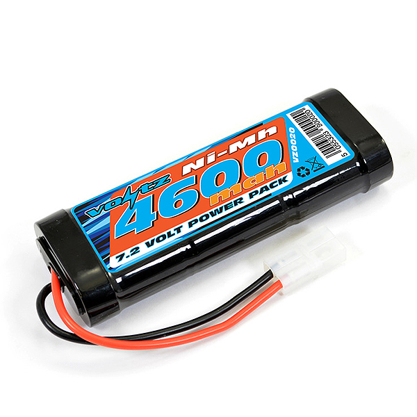 Voltz 4600Mah Stick Pack 7.2V W/Tamiya Connector picture