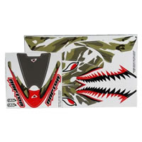 Upgrade Raptor Canopy Warbird Graphic picture