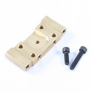 C4.1 Centro Brass 30G Front Bulkhead (Use With C0034) picture