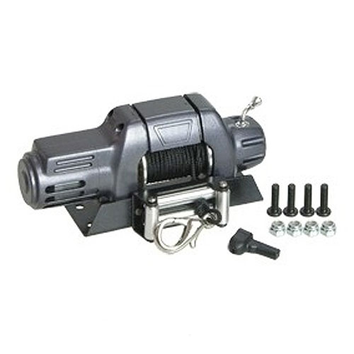 3Racing Auto. Crawler Winch W/Control System picture