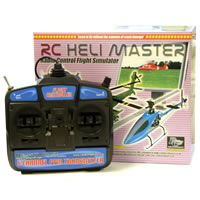 RealityCraft RC Heli Master Helicopter Flight Simulator - Mode 2 picture
