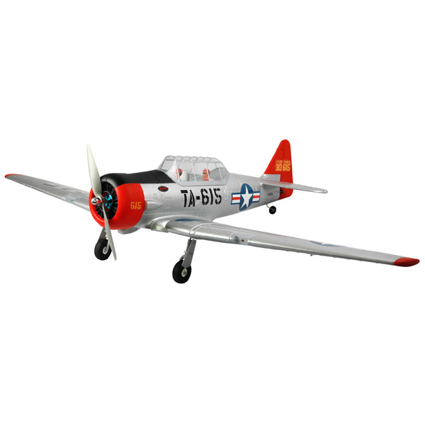 Dynam At-6 Texan W/Retracts 1370MM W/O Tx/Rx/Batt picture