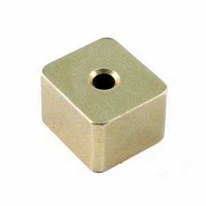 C4.1 Centro Brass 15G Weight picture