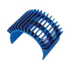 Fastrax Round Finned Motor Heatsink