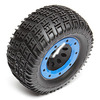 Team Associated Associated Qualifier Rival Mt Wheels & Tyres - Mounted