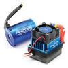 Etronix Photon 2.1W System W/9.0R 4350Kv Motor/45A Esc