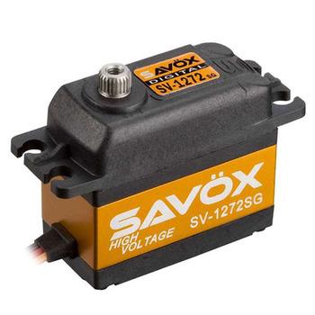 Savox 'High Voltage' Std Size Ultra Torque 30Kg/0.10S@7.4V picture