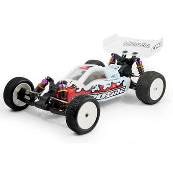 Pro-Line 2012 'Bulldog' Body For 2Wd Schumacher picture