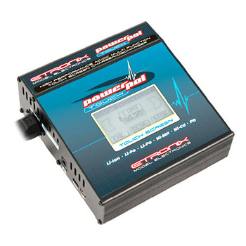 Etronix PowerPal Touch Charger/Discharger (UK Plug) picture