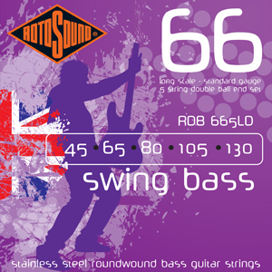 SWING BASS DOUBLE BALL END 5 STRING picture