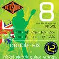 ROTO 12 STRING GUITAR SET