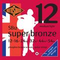 SB 12 - Phosphor Bronze Medium Light