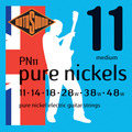 PN 11 - Pure Nickel Electric Medium Light