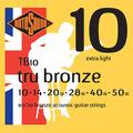 TB 10 - Brass Coated Bronze Extra Light