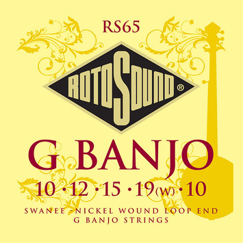RS 65 - 'Swanee' G Banjo picture