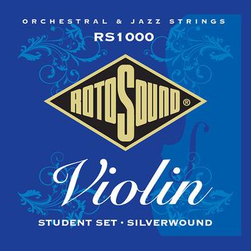 RS 1000 - 'Student' Violin Silverwound picture