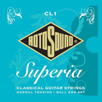 CL 1 - Superia Classical Nylon Ballend picture