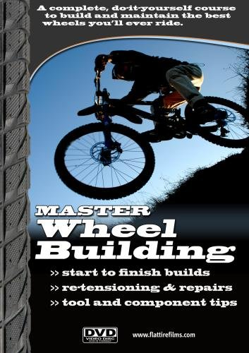 Master Wheel Building DVD picture
