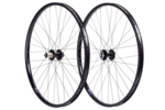"CliffHanger 26"" Disc Clydesdale Wheelset"