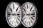 CliffHanger 700c Rim Brake Clydesdale Wheelset