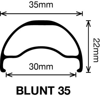 "Blunt 35 - 26"" picture"