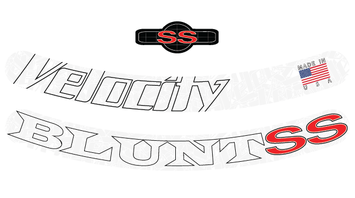 Blunt SS Decal Set picture
