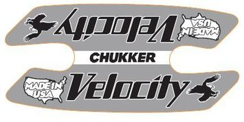 Chukker Decal Set picture