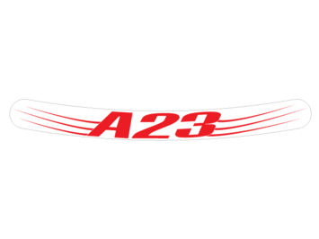 A23 Decal Set picture