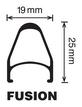 Fusion Rim - 700c - nonMSW additional picture 1