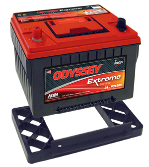 Spacer for Group 34 batteries | ODYSSEY Batteries