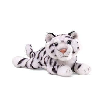 "WHITE TIGER - Beanbag 8"" picture"