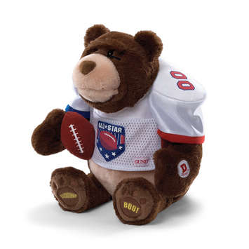 "GRIDIRON BEAR 13"" picture"