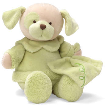 "PISTACHIO - Dog Plush 12"" picture"