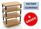 """B"" Grade Evoque Eco 60-40 Hifi Rack Modules"