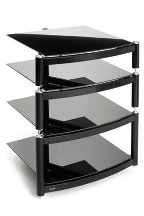 Equinox Hi Fi RS Celebration 4 shelf rack with FREE ISOLATION CONE PACK