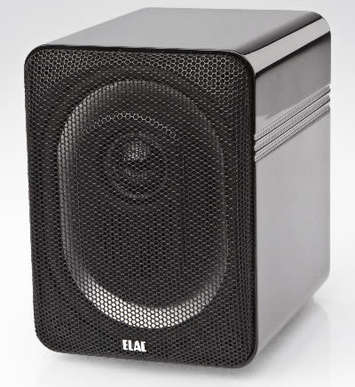 ELAC 301.2 BLACK HIGH GLOSS (SUPPLIED AS A PAIR) picture