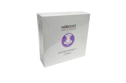 NORDOST FREY2 INTERCONNECTS XLR TO XLR (PAIR) picture