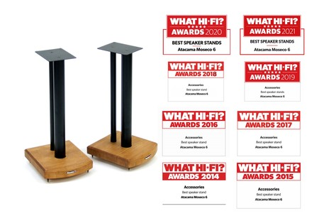 MOSECO 5 speaker stands (Pair) picture