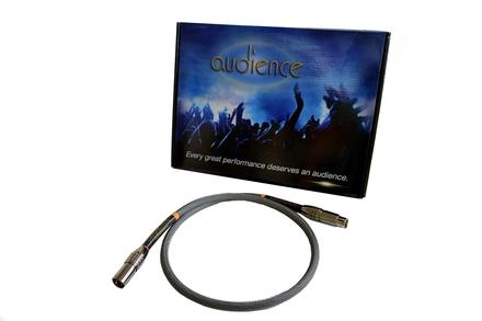 Audience AU24 SX XLR (110 Ohm) Digital Interconnect (1 Metre Single) picture