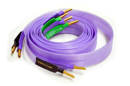 Ex-Demonstration LS Purple Flare Speaker Cable picture