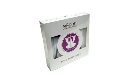 NORDOST PURPLE FLARE USB CABLE (SINGLE)