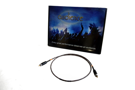 Audience OHNO Digital Interconnect RCA (75 Ohm) 1m (Single) picture