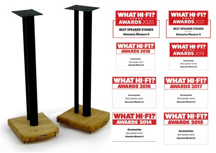 MOSECO 7 speaker stands (Pair) picture