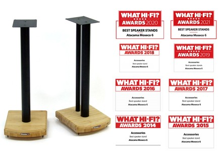 MOSECO 6 speaker stands (Pair) picture