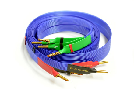 Ex-Demonstration LS Blue Heaven Speaker Cable picture
